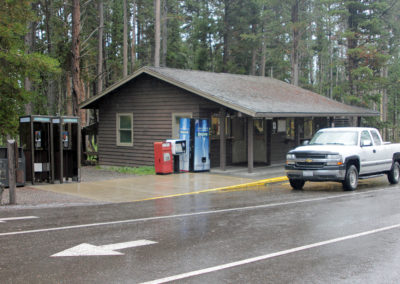 Bridge Bay Campground Office