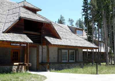 Cascade Lodge in Canyon Village