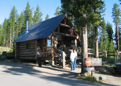 Indian Creek Campground Office